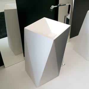 Lavabo design Art Ceram SHARP