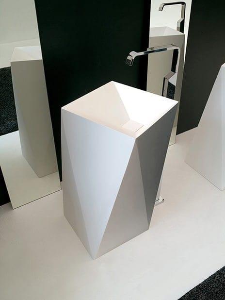 Lavabo design Art Ceram SHARP