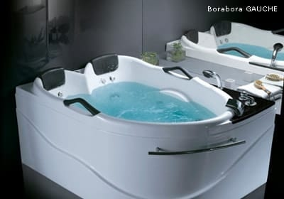 baignoire baln o thalassor bora bora mamaison. Black Bedroom Furniture Sets. Home Design Ideas