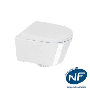 WC suspendu design SanIndusa Urb.y