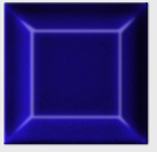Carrelage Metro couleur - Bleu Sèvres - Diffusion Céramique
