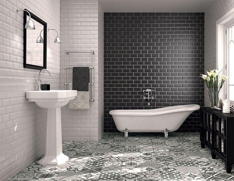 Carrelage METRO - carreau Cuisine, Salle de Bain, wc toilette
