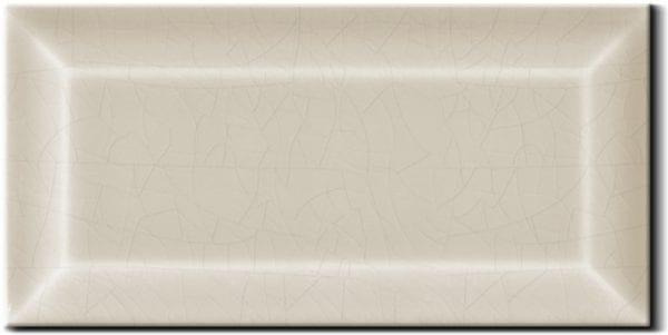 Carrelage métro blanc - IVOIRE CRAQUELE - Diffusion Céramique