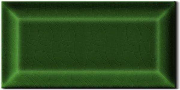 Carrelage Metro couleur - vert foncé - Diffusion Céramique
