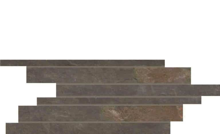 Carrelage UNICOM STARKER Natural Slate - Décor Muretto MULTICOLOR