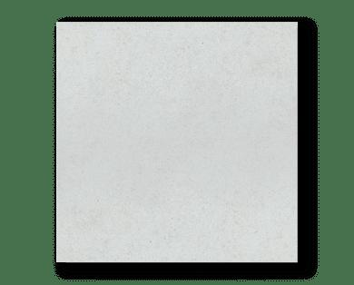 Carrelage blanc uni VINTAGE Diffusion Céramique en grès cérame imitation carreaux de ciment