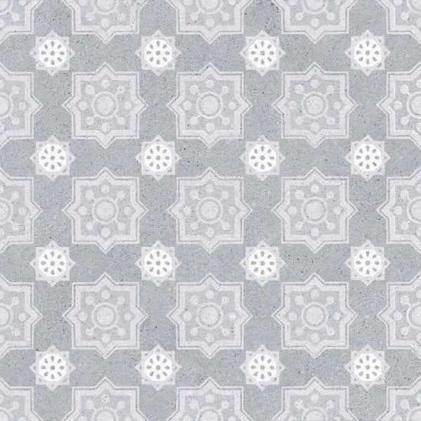 Carrelage patchwork Codicer ATENAS - grès cérame imitation carreaux de ciment