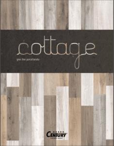 Catalogue carrelage effet parquet bois Century COTTAGE