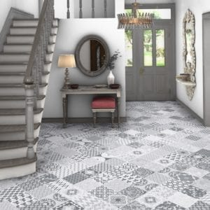 Carreaux imitation ciment Codicer Vintage MIX GREY