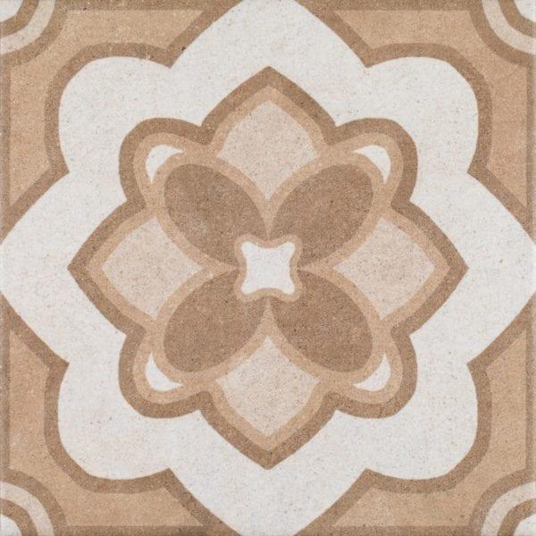 Carreaux imitation ciment Codicer Vintage - ex. motif MIX BEIGE