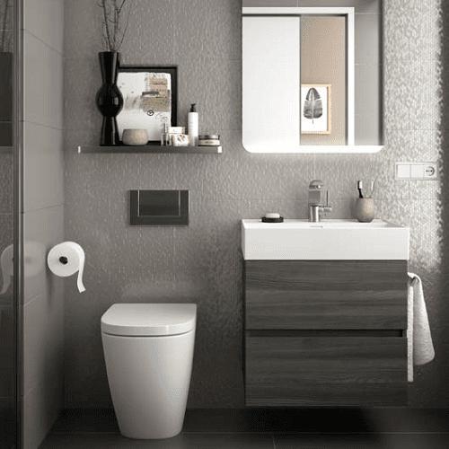 Salgar FUSSION LINE - meuble salle de bain 60cm 2 tiroirs - ALSACE