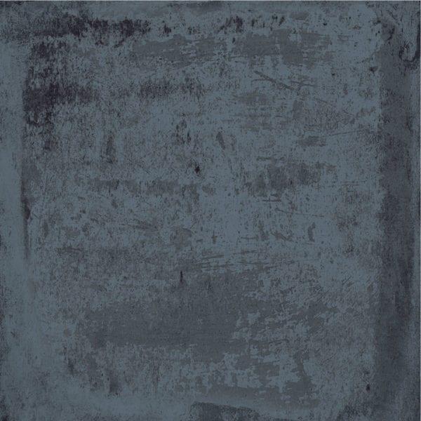 Carreaux 20x20cm imitation ciment - carrelage NANDA Affiniti : réf. BILOTTI BLUE