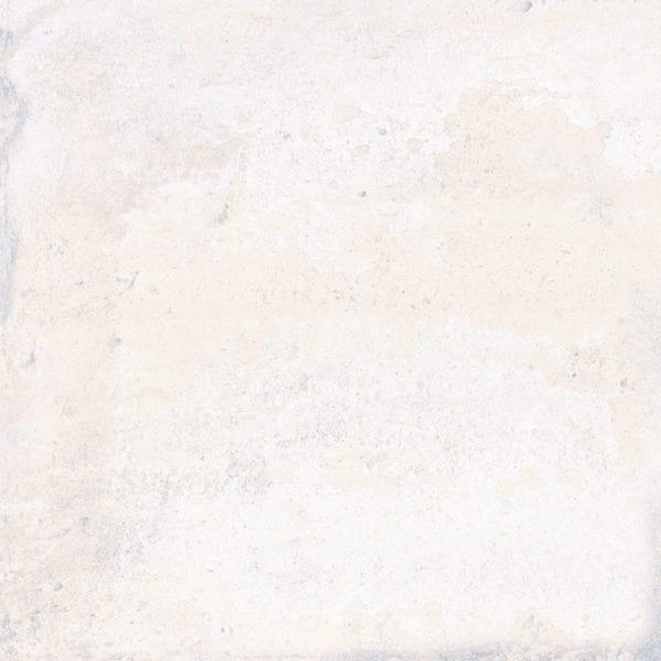 Carreaux 20x20cm imitation ciment - carrelage NANDA Affiniti : réf. CHANTAL WHITE