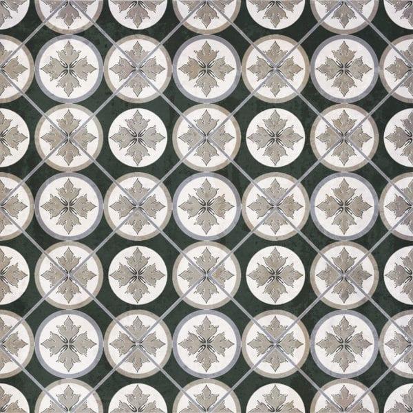 Carreaux 20x20cm imitation ciment - carrelage NANDA collection Affiniti : réf. ISOLA