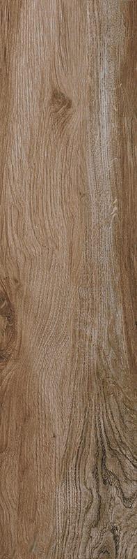 Carrelage effet parquet bois - marque PAUL CERAMICHE - collection NORWAY - couleur NUT