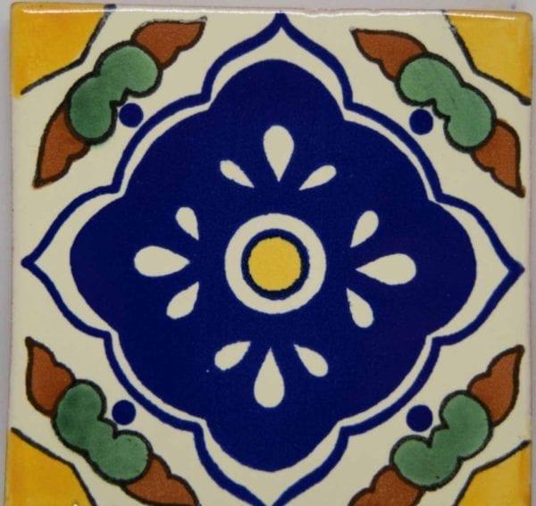 Carrelage mexicain Colibri Azulejos - GUADALAJARA