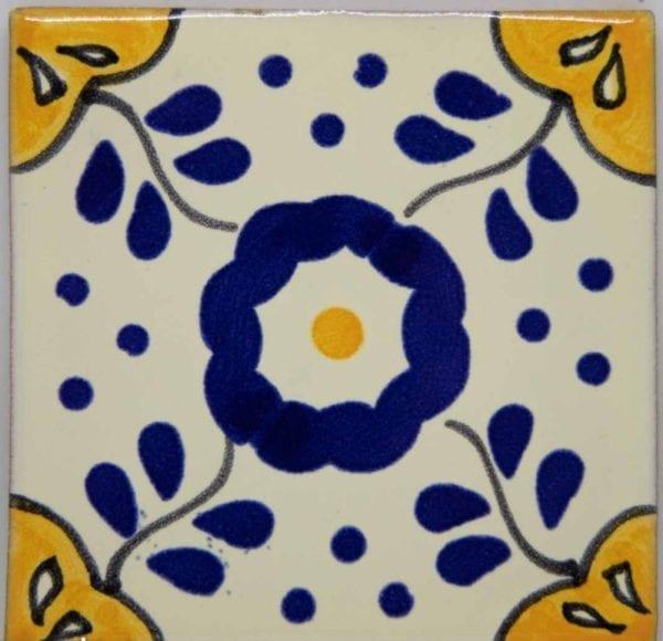 Carrelage mexicain Colibri Azulejos - HACIENDA