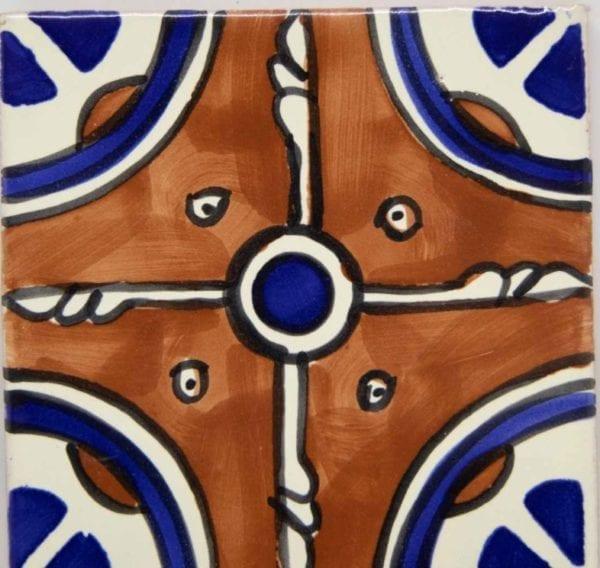 Carrelage mexicain Colibri Azulejos - NAVAJO