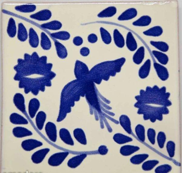 Carrelage mexicain Colibri Azulejos - PALENQUE