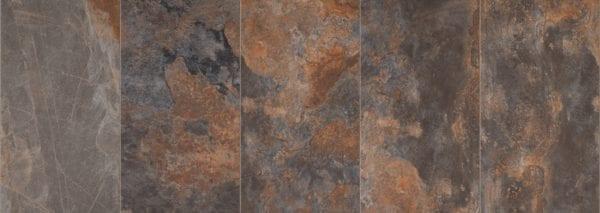 carrelage effet Pierre de Bali - couleur RAINBOW - SAIME Phoenix en grès cérame