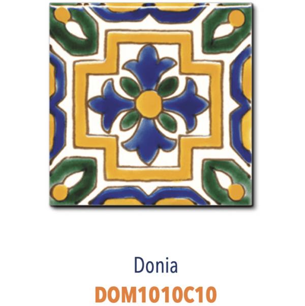 Carrelage méditerranéen Tunisie DOREMAIL - DONIA