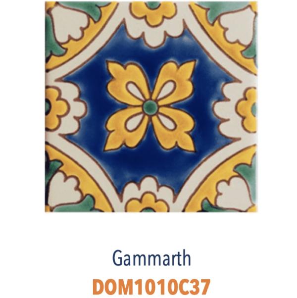 Carrelage méditerranéen Tunisie DOREMAIL - GAMMARTH