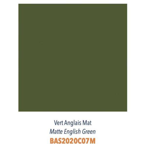 Carrelage couleur brillant ou mat Diffusion Céramique Coin Déco - LES ESSENTIELS - VERT ANGLAIS MAT