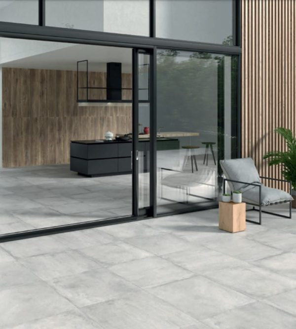 Carrelage imitation béton - Keratile Stoneage CONCRETE 2.0 60x60cm
